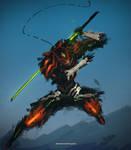 Darkfall Genesis II Character
