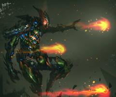 Inferno God of Destruction