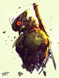 Cyber Ninja Cover Art