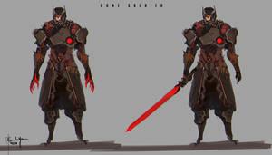 Dune Soldier