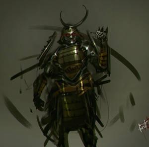 Dead Samurai