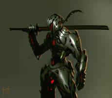 Digital Painting Xin