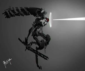 Speedpainting Halo Blast