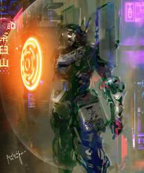 Darkfall Mindhhunter Neo