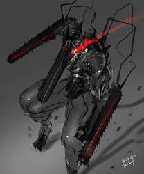 Chainsaw Man FanArt