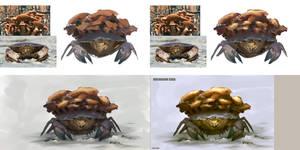 MushroomCrab wip 02