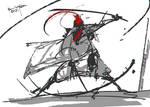 Speedsketch Kenji Samurai
