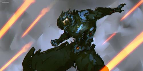 Darkfall Rad