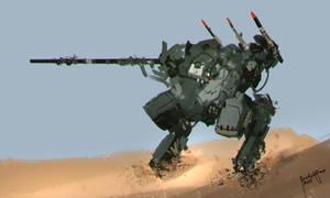 War Hunter 2 Desert Unit