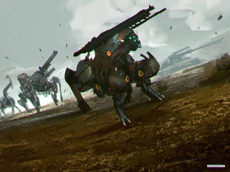 Darkfall War Machine