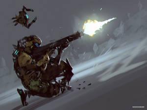 Darkfall Shootout