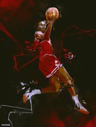 Michael Jordan Fanart