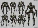 Robo Synth Concept