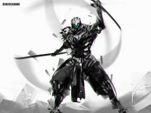 Darkfall Switchblade