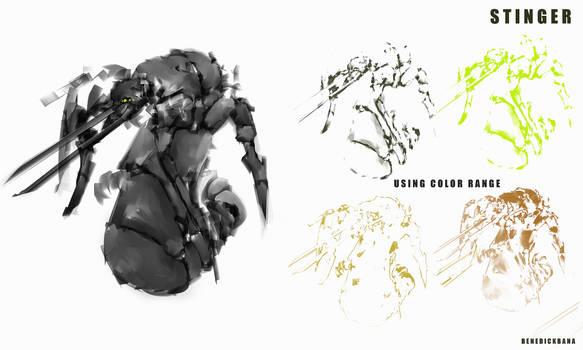 Stinger Color Process A