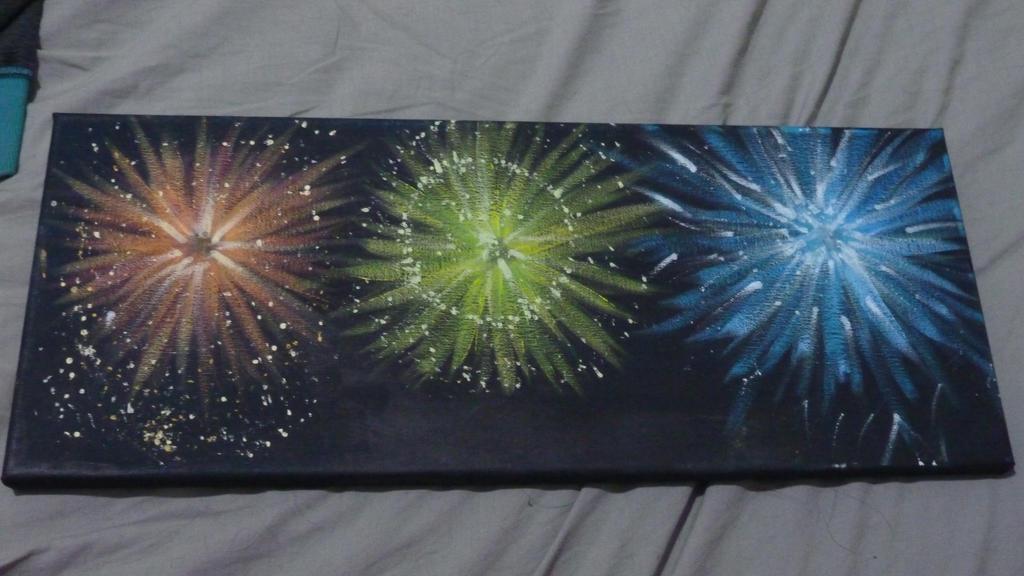 Fireworks by DarkDragone55