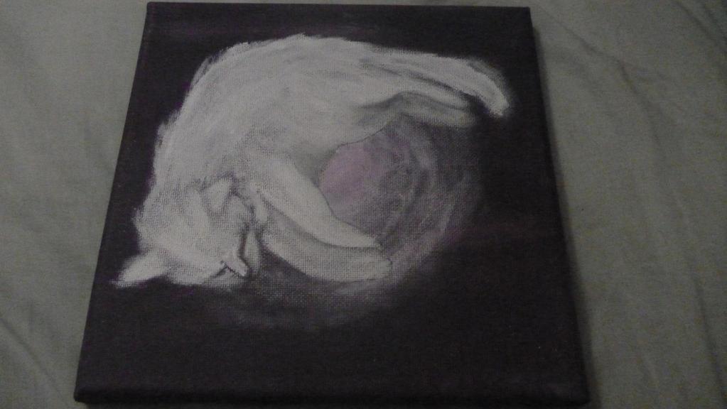 White Cat by DarkDragone55