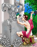 Roman Artist by REBELComx