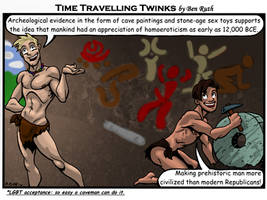 Time Travelling Twinks 01
