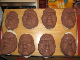 Evil Dead Masks
