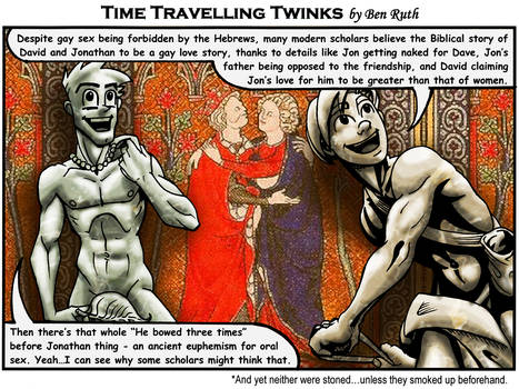 Time Traveling Twinks 09