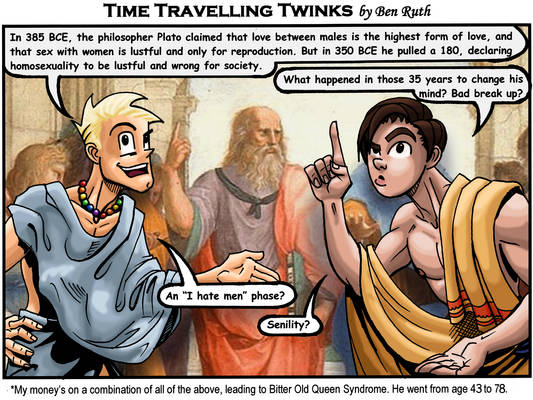 Time Traveling Twinks 10