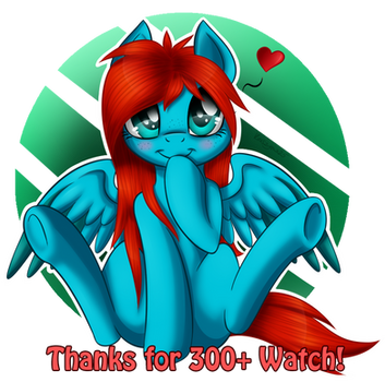 Thanks for 300+ watch!
