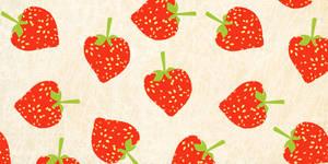 Strawberries .background.