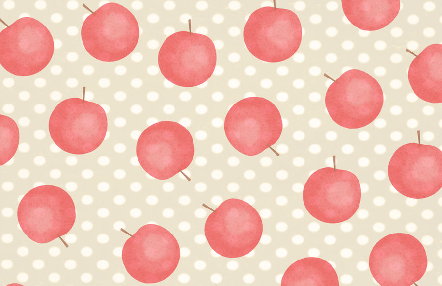 Apples .Free background.