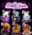 Music Teacats (closed)