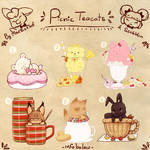 Picnic Teacats collab (closed)