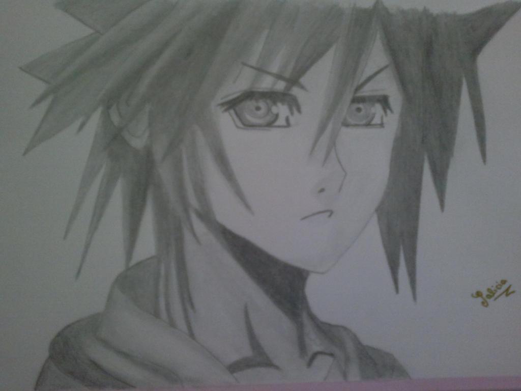 Sora KH2 by Lixcaia