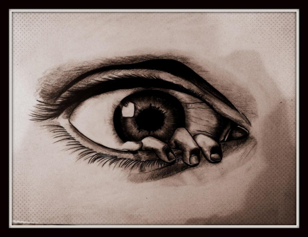 Devil Eye By Deepaksketchme On DeviantART