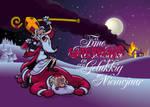 Sint Beats Santa