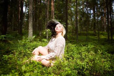 Fresh air by ssilverartist