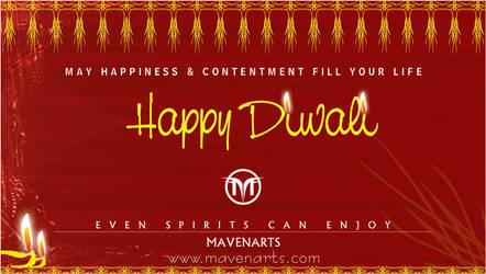 Wish U Happy Diwali by kumz