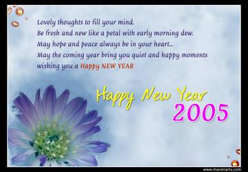 Happy New Year 2005 by kumz