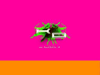 pink wall by kumz