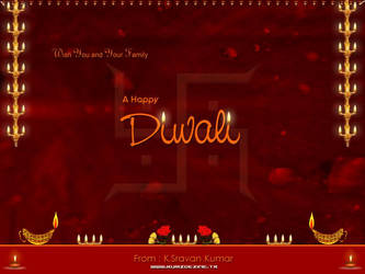 Happy Diwali by kumz