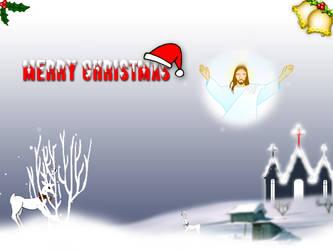 MERRY CHRISTMAS - Greetings by kumz