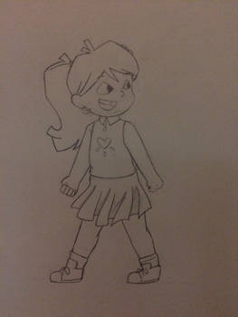 Sally Dunn (MrEnter's Growing Around)