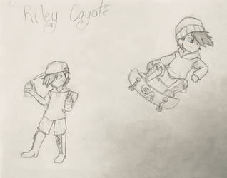 Growing Around: Riley