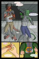 Templar Trouble - Page 5 by Latroma
