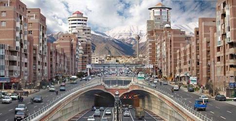 Tehran by Tebyan