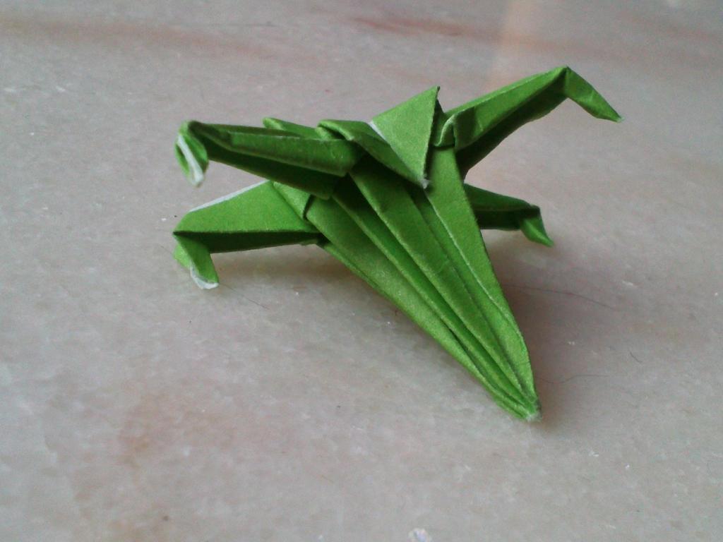 Origami x wing by kilt3 on deviantart origami x wing by kilt3 jeuxipadfo Images