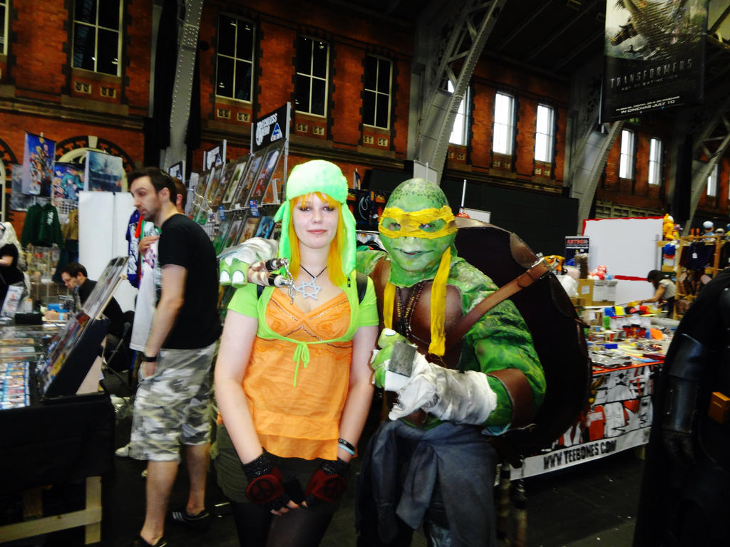 Comicon mcm sunday VII by 04jh1911