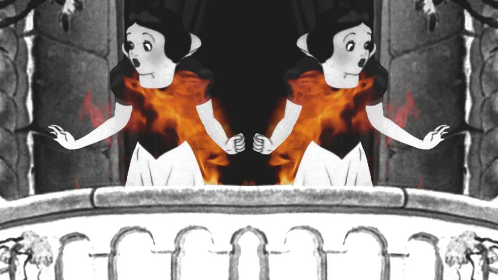 Snow on Fire II by 04jh1911