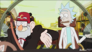 Stan and Rick