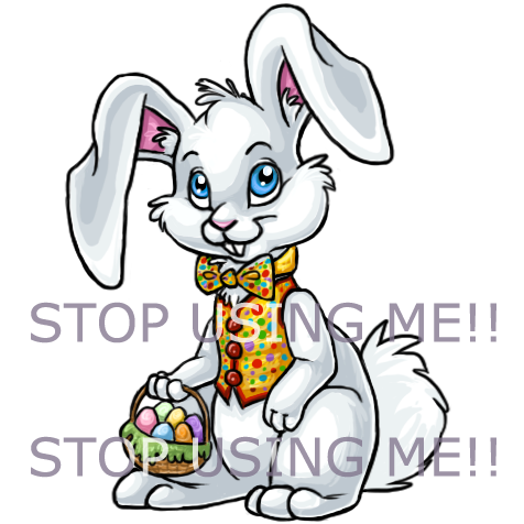 Subeta - The Overworked Bunny by fidele