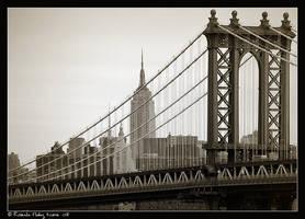 Bridge from the bridge by RicardMN